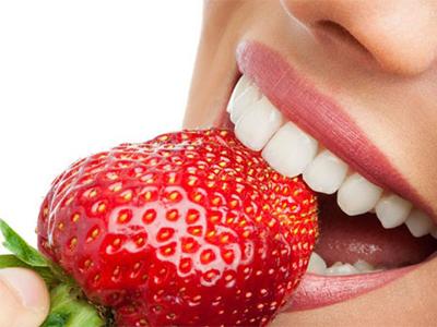 روش خانگی برای سفید کردن دندان whitening