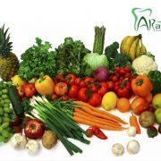 خوراکی های مفید برای دندان  خوراکی های مفید برای لثه و دندان ها vegetables arasteh1 180x180