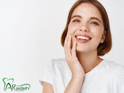 افزایش طول تاج دندان sinus lift